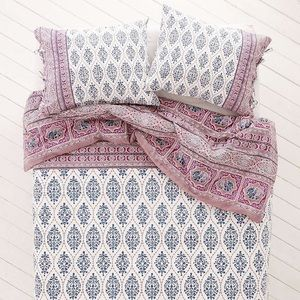 Urban Outfitters Other - Urban Outfitters Plum+Blow Twin XL Duvet + insert